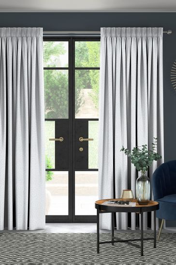 Inspira Silver Made To Measure Curtains