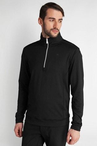 Calvin Klein Golf Orbit Half Zip Jumper