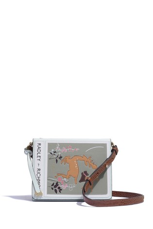 Radley London Book Street Small Flapover Multiway Bag