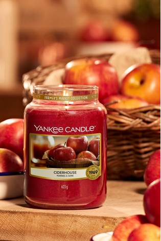 Yankee Candle Classic Large Ciderhouse Candle