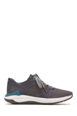Hush Puppies Blue Basil Shoes