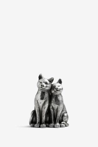 Cat Couple Ornament