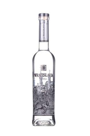 Vodka Wratislavia Polonaise 50cl Single by Le Bon Vin