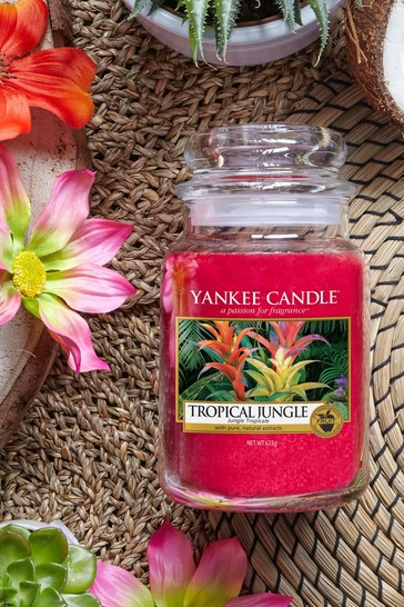 Yankee Candle Classic Large Tropical Jungle Candle
