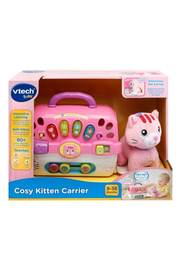 VTech Baby Cosy Kitten Carrier