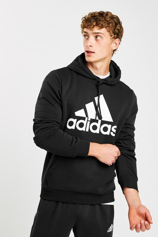 adidas Must Have Badge Of Sport Fleece Pullover Hoody