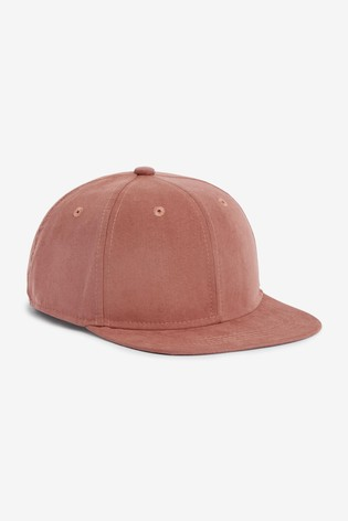 Blush Sueded Cap (1-16yrs)