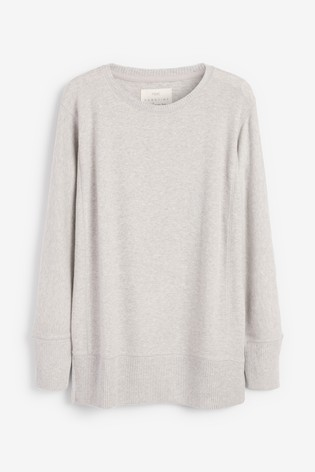 Grey Supersoft Tunic