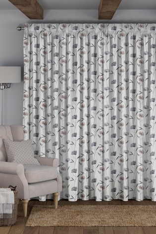 Izzy Blush Pink Made To Measure Curtains
