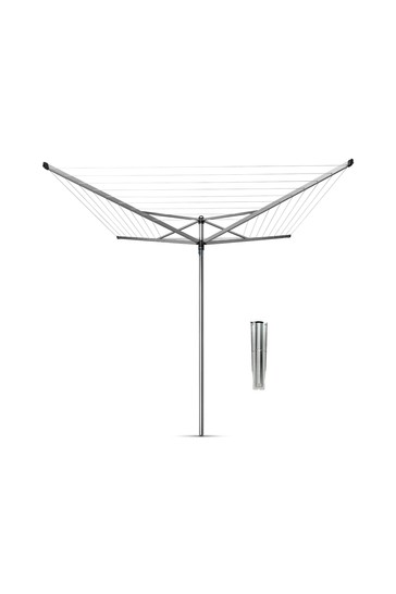 Brabantia Topspinner 50 Metre Rotary Clothes Line Dryer