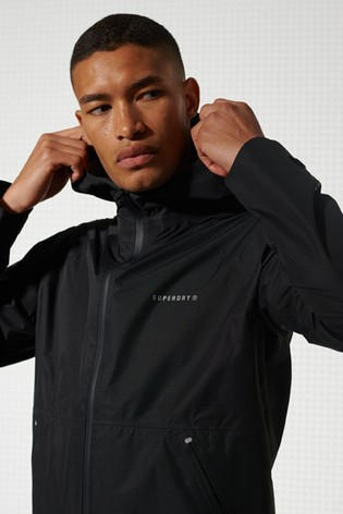 Superdry Run Waterproof Jacket