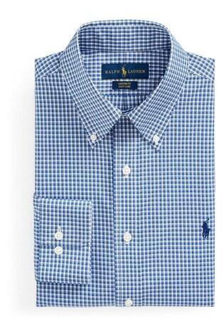 Polo Ralph Lauren Blue/White Shirt