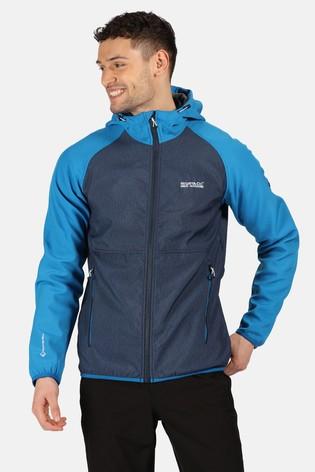 Regatta Blue Arec II Soft Shell Jacket