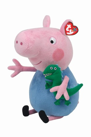 Ty Peppa Pig™ George Buddy 20cm