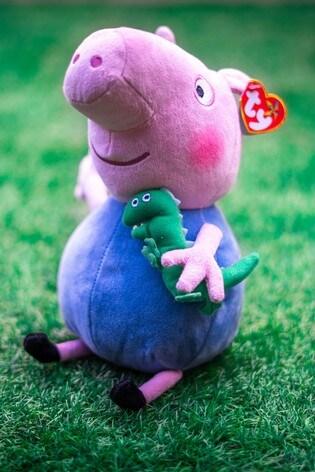 Ty Peppa Pig™ George Buddy 20cm