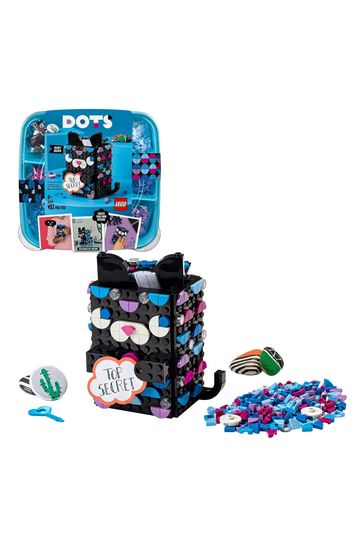 LEGO 41924 DOTS Secret Holder Cat Room Décor Ideas Set