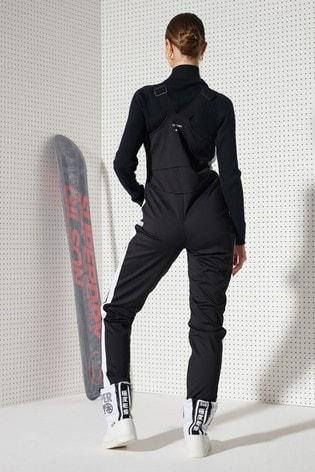Superdry Slalom Slim All-In-One Bib Pants