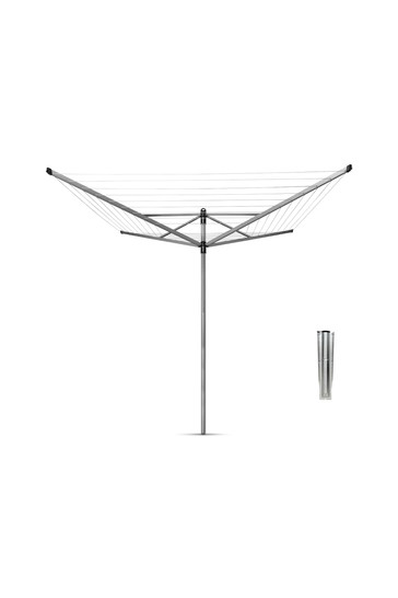 Lift O Matic 50 Metre Rotary Clothes Line Dryer by Brabantia