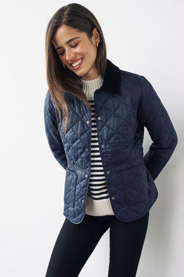 Barbour® Coastal Lightweight Quilt Deveron Jacket