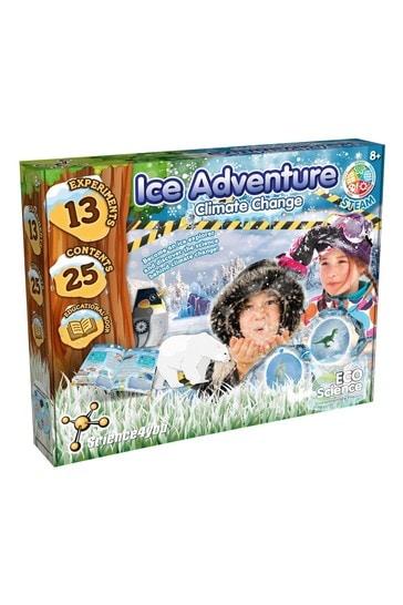 Science 4 U Climate Change Ice Adventure