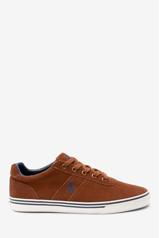 Polo Ralph Lauren Suede Hanford Trainers