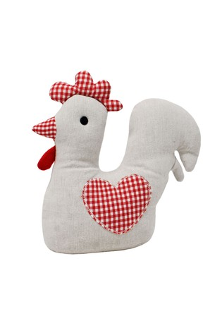 Rooster Doorstop by Riva Home
