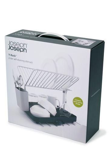 Joseph® Joseph Grey Y Rack Dish Drainer