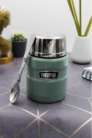 Thermos 470ml GTB Stainless King Food Flask