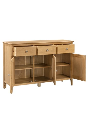 Cotswold Sideboard By Julian Bowen