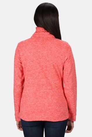 Regatta Red Evanna Full Zip Fleece
