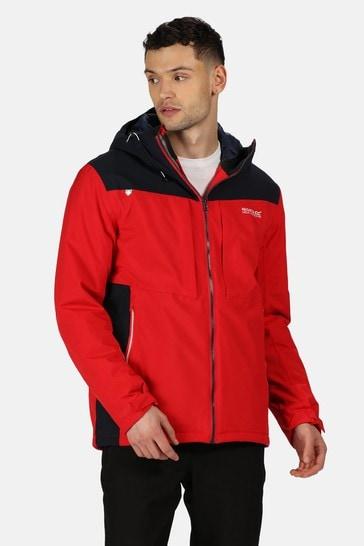 Regatta Red Highton Stretch Waterproof Jacket
