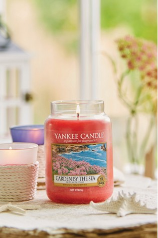 Yankee Candle Classic Large Garden By The Sea Candle