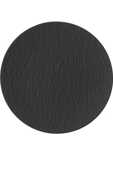 Villeroy & Boch Manufacture Rock Gourmet Plate
