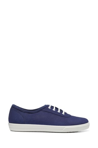 Hotter Mabel Wide Fit Lace-Up Deck Shoes