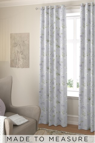 Grange Lavender Purple Made To Measure Curtains