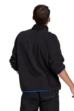 adidas Originals Adventure 1/2 Zip Fleece Hoodie