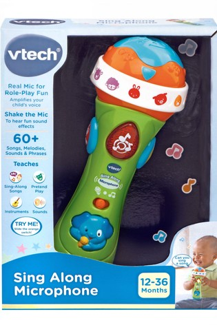 VTech Baby Sing Along Microphone