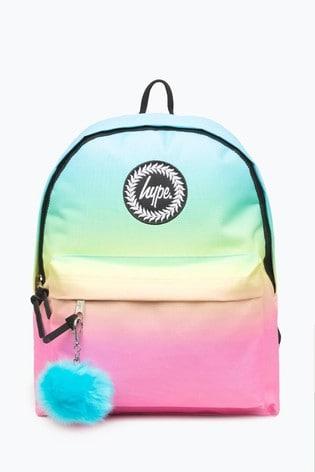 Hype. Tie Dye Backpack