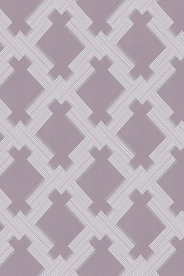 Mauve Purple Kendrick Made To Measure Curtains