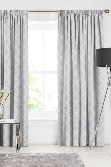Kendrick Sage Green Made To Measure Curtains