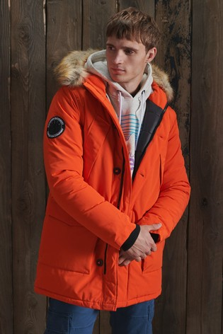 Superdry Everest Parka Coat