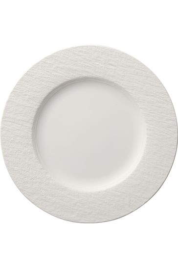 Villeroy and Boch Manufacture Rock Dinner Plate