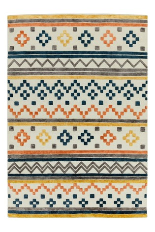 Asiatic Rugs Theo Geo Wool Rug