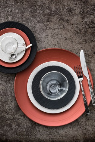 Villeroy and Boch Manufacture Glow Gourmet Plate