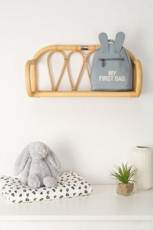 Childhome Rattan Shelf
