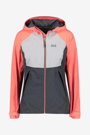 Jack Wolfskin Grey Mount Isa Jacket