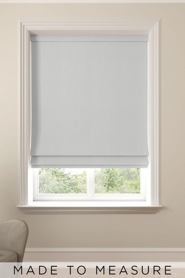 Reeve Pearl Cream Made To Measure Roman Blind