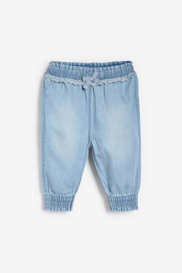 Denim Trousers (0mths-2yrs)