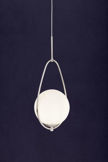Amy 1 Light Ball Pendant by Searchlight
