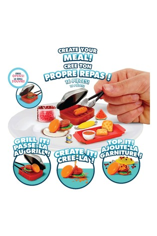 Totally Tiny Cook N Serve: Grillin And Chillin Set